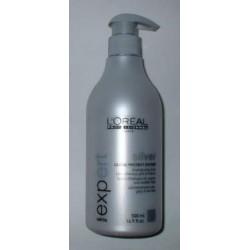 L'Oréal Shampooing Silver Série expert cheveux gris et blanc 500