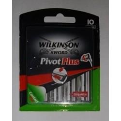 Lames de rasoir Wilkinson Pivot Plus