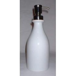 Distributeur de savon liquide blanc