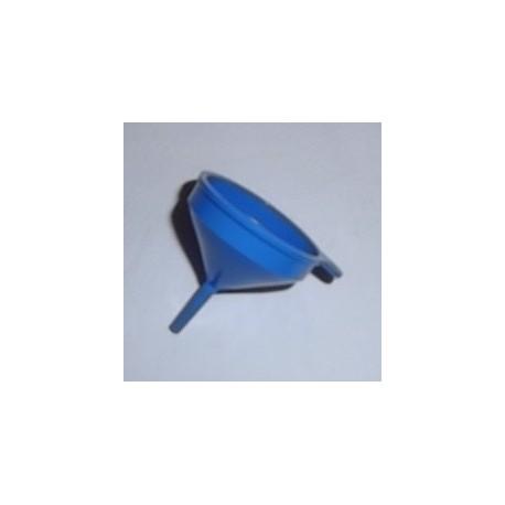 Entonnoir à parfum bleu