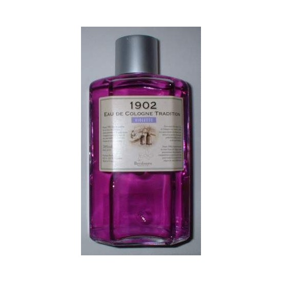 berdoues eau de cologne 1902 violette 970ml fauteuil. Black Bedroom Furniture Sets. Home Design Ideas