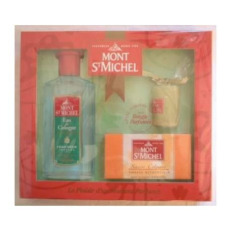 """Mont Saint Michel Coffret """"Fraîcheur Intense"""""""