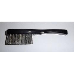 Brosse pour barbe et moustache en sanglier