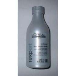 L'Oréal Shampooing Silver Série expert cheveux gris et blanc 250