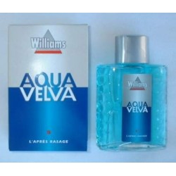 Après rasage AQUA VELVA de Williams