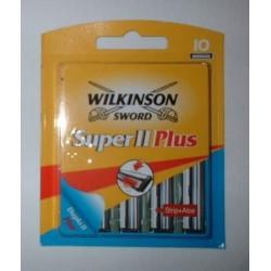 Lames de rasoir Wilkinson Super2 Plus