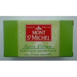 """Mont Saint Michel Savon Cologne """"Fraîcheur Aromatique"""""""
