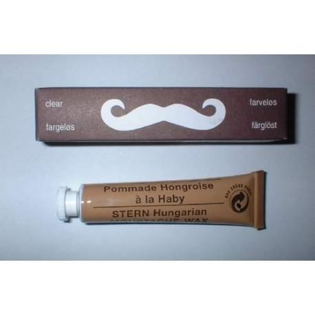 Pommade Hongroise STERN crème pour mise en forme de la moustache