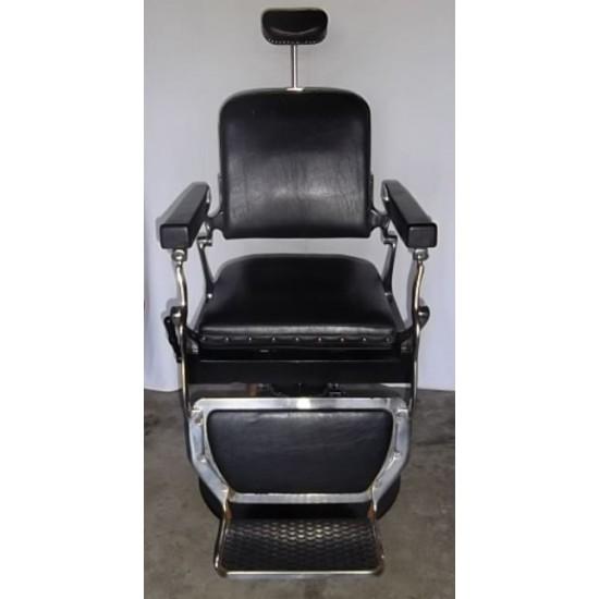 Lot de 4 fauteuils de barbier vendu fauteuil barbier - Fauteuil barbier occasion ...