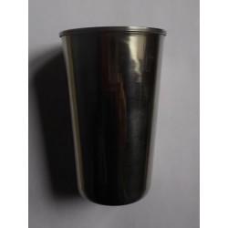 Gobelet métal chromé