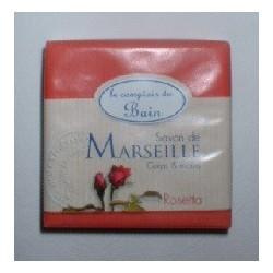 """Savon de Marseille """"Rose"""""""