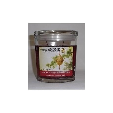 """Bougie parfumée """"Etincelle festive"""""""