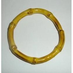 Bracelet imitation Bambou