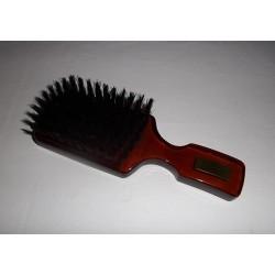 Brosse à cheveux 9 rangs sanglier