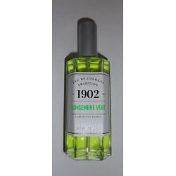 """BERDOUES Eau de Cologne 1902 """"Gingembre vert"""" 122ml"""