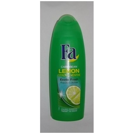 FA Shampooing Lemon Citron et Mangue