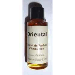 """Extrait de parfum d'ambiance """"Orientale"""""""