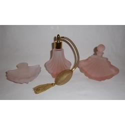 Composition de flacons à parfum