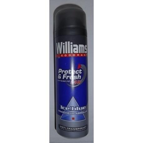 """Deodorant Williams Protect et Fresh """"Ice Blue"""""""
