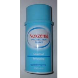 "Mousse à raser NOXZEMA ""Menthol"" Refreshing"