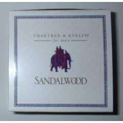 Crème à raser Crabtree & Evelyn Sandalwood
