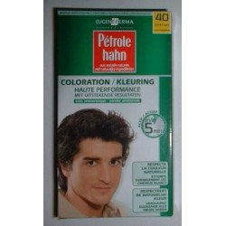 Coloration Homme Pétrole Hahn n°40 Chatain