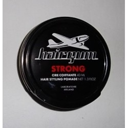"cire coiffante HAIRGUM légend ""Strong"""