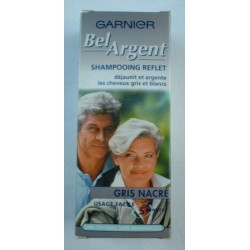 "GARNIER Shampooing Bel Argent ""Gris Nacré"""