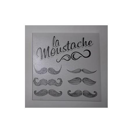 """Cadre """"La Moustache"""""""