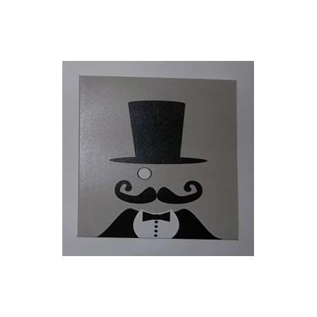 Cadre Moustache