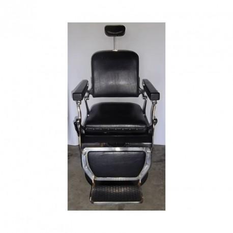 Fauteuil de barbier couleur noir