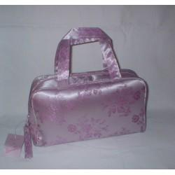 """Trousse toilette rose """"Petit modéle"""""""