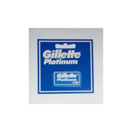 """Lames GILLETTE """"Platinum"""""""
