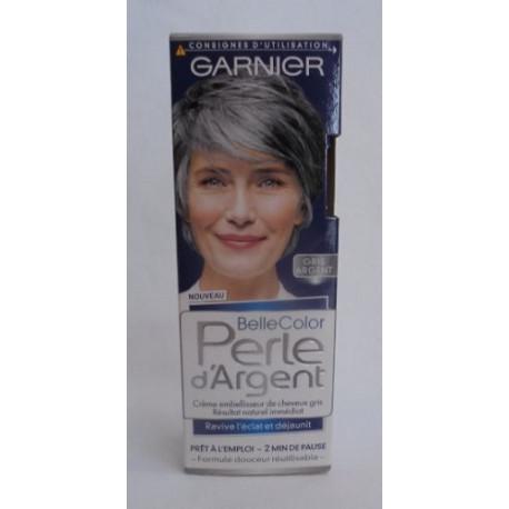 "GARNIER Shampooing Perle argent ""Gris Argent"""