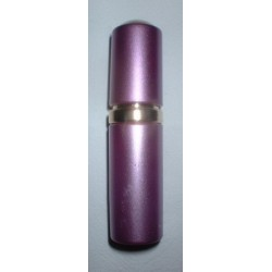 Flacon diffuseur de sac rose métalisé