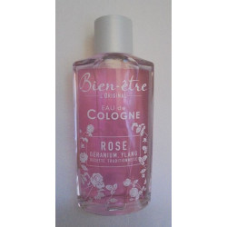 bien-être Eau de Cologne Au Absolues de Roses
