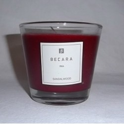 """Bougie parfumée BACARA """"Sandalwood"""""""
