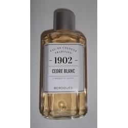 """Berdoues Eau de Cologne 1902 """"Cèdre blanc"""" 480ml"""