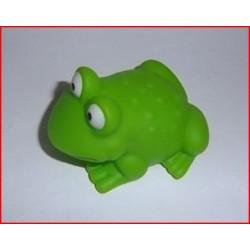 Grenouille verte pour le bain