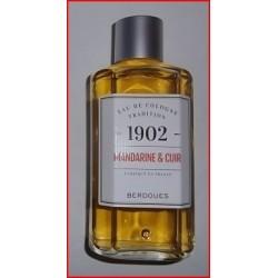 "Berdoues Eau de Cologne 1902 ""Mandarine Cuir"" 480ml"